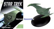 Star Trek Official Starships Collection #027 Romulan Bird Of Prey 2152 Eaglemoss